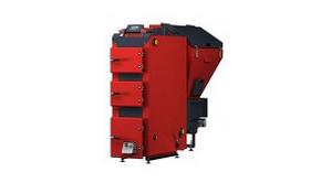 Piece zpodajnikiem Defro 30 kW do ogrzewania 300 m²