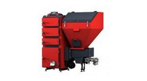 Piece podajnikowe Defro 24 kW do ogrzewania 240 m²