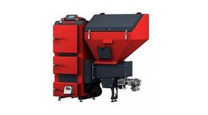Piece podajnikowe Defro 17 kW do ogrzewania 170 m²
