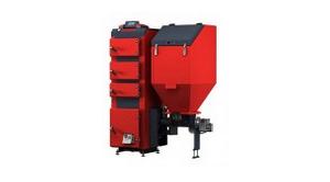Piece Defro z automatycznym podawaniem paliwa do ogrzewania 350 m²