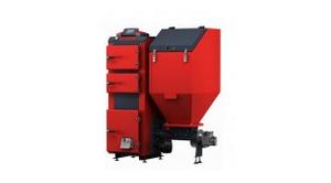 Piece podajnikowe Defro 12 kW do ogrzewania 120 m²