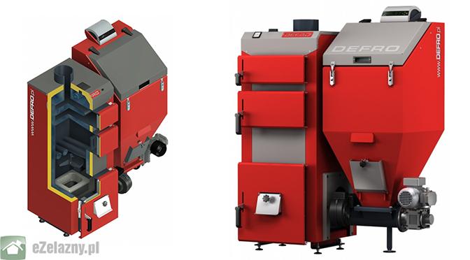 Piec Defro Duo Mini 17 kW