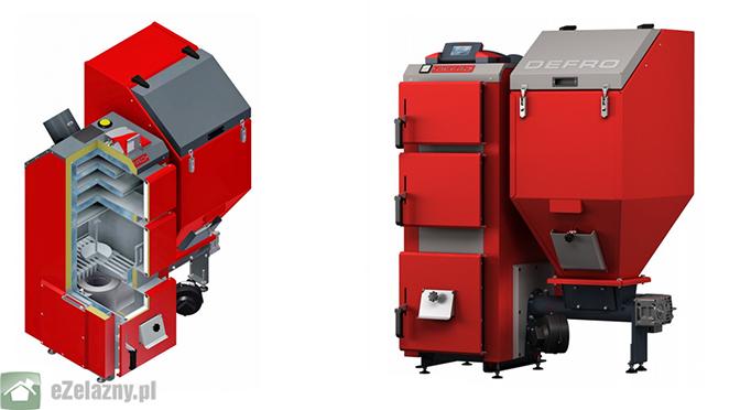 Piec Defro Komfort Eko 20 kW