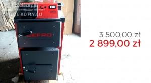 Piec Defro Optima Plus 10 kW LUX